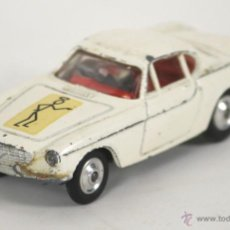 Coches a escala: VOLVO P1800 THE SAINT EN METAL. CORGI TOYS. 1/43. REF 258. MADE IN GT BRITAIN.. Lote 54941142