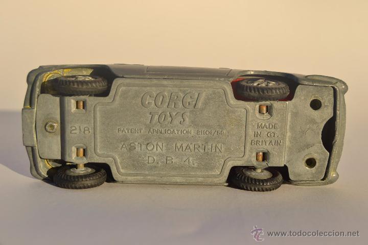 Coches a escala: CORGI TOYS ASTON MARTIN D.B.4 - Foto 2 - 55011880