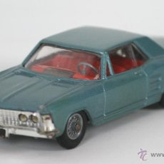 Coches a escala: BUICK RIVIERA EN METAL. CORGI TOYS. ESC 1/43. REF 245. MADE IN GT BRITAIN.. Lote 55066507