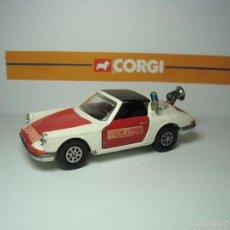 Coches a escala: PORSCHE 911 TARGA DE CORGI TOYS 1,43. Lote 37011362