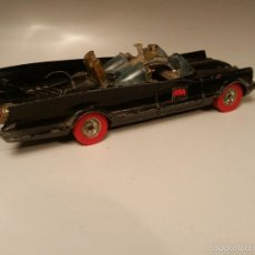 Coches a escala: BATMOBILE, RUEDAS ROJAS, ORIGINAL. Lote 58405655