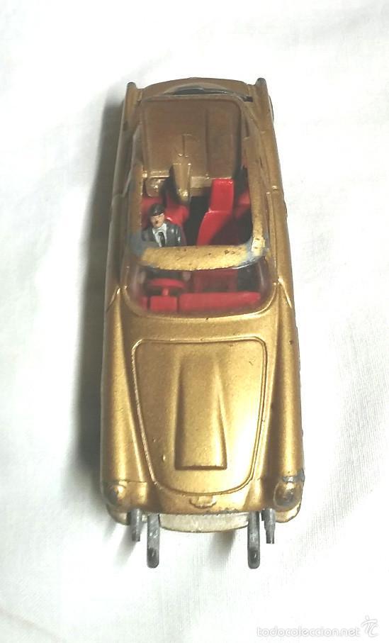 Coches a escala: Coche Aston Martin DB5 James Bond 1era serie, de la casa Corgi Toys, años 60 - Foto 2 - 60860919