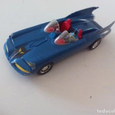 Coches a escala: BATMOBILE 1960 BATIMOVIL - COCHE DE BATMAN - 1960 DC COMICS - ESCALA 1/43 - CORGI. Lote 176075823