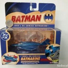 Coches a escala: BATMAN - BATMARINE - 1960 DC COMICS - CORGI - 2004. Lote 62533984