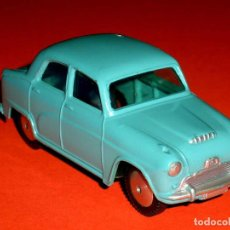 Coches a escala: AUSTIN CAMBRIDGE REF. 201, METAL ESC. 1/43, CORGI TOYS, ORIGINAL AÑO 1956.. Lote 68617497