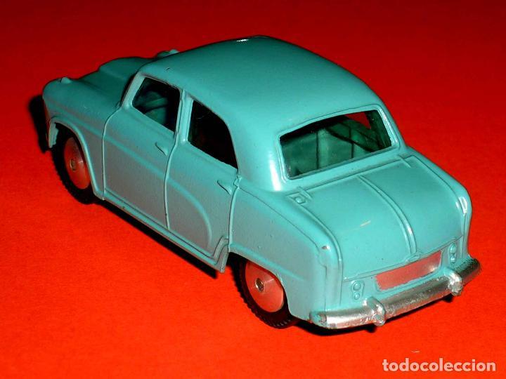 Coches a escala: Austin Cambridge ref. 201, metal esc. 1/43, Corgi Toys, original año 1956. - Foto 4 - 68617497