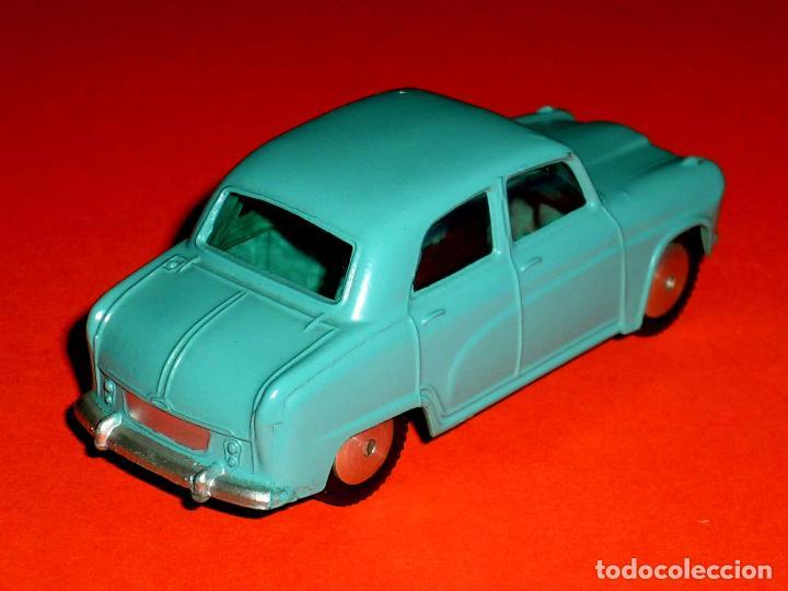 Coches a escala: Austin Cambridge ref. 201, metal esc. 1/43, Corgi Toys, original año 1956. - Foto 5 - 68617497