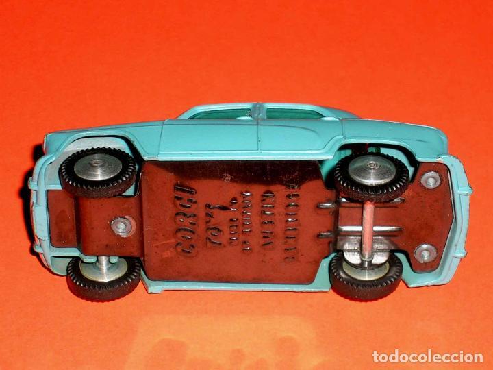 Coches a escala: Austin Cambridge ref. 201, metal esc. 1/43, Corgi Toys, original año 1956. - Foto 7 - 68617497
