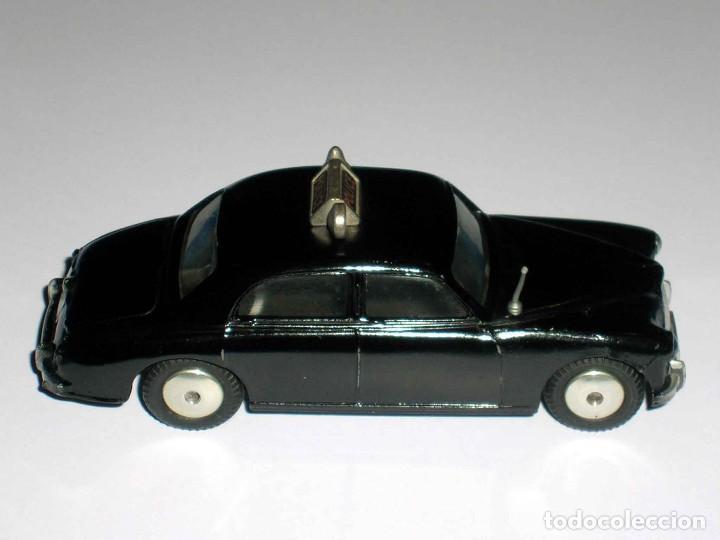 Coches a escala: Riley Pathfinder Police policía ref. 209, metal esc. 1/43, Corgi Toys, original año 1959. - Foto 6 - 68619357