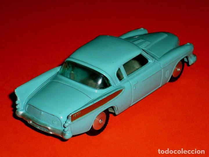 Coches a escala: Studebaker Golden Hawk ref. 211, metal esc. 1/43, Corgi Toys, original años 50. - Foto 5 - 69973437
