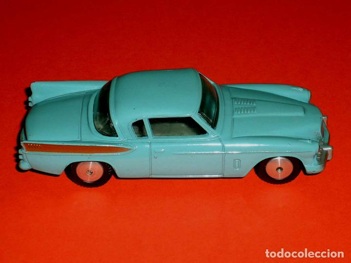 Coches a escala: Studebaker Golden Hawk ref. 211, metal esc. 1/43, Corgi Toys, original años 50. - Foto 6 - 69973437