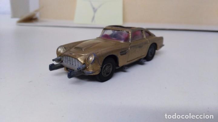 Coches a escala: antiguo coche corgi toys james bond aston martin - Foto 2 - 73795003