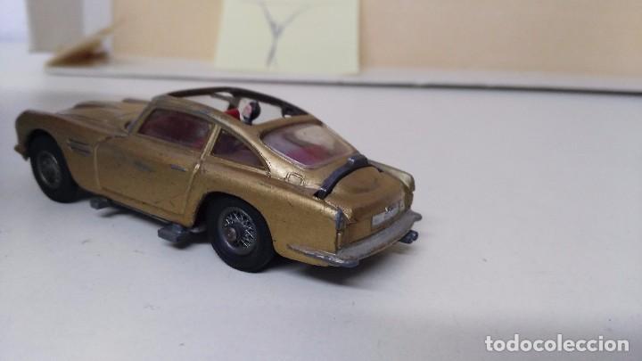 Coches a escala: antiguo coche corgi toys james bond aston martin - Foto 3 - 73795003