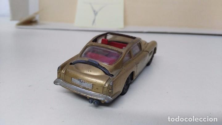 Coches a escala: antiguo coche corgi toys james bond aston martin - Foto 4 - 73795003