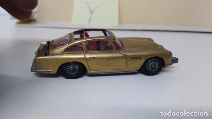 Coches a escala: antiguo coche corgi toys james bond aston martin - Foto 5 - 73795003