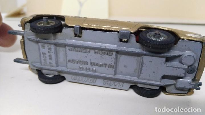 Coches a escala: antiguo coche corgi toys james bond aston martin - Foto 6 - 73795003