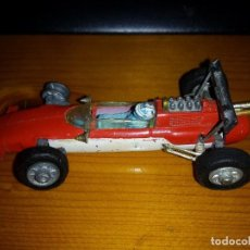 Coches a escala: CORGI TOYS 158, LOTUS-CLIMAX F/1, ESCALA 1:43 MADE IN BRITAIN. Lote 76760931