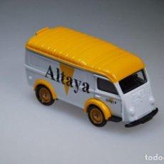 Carros em escala: COCHE DE COLECCION CORGI TOYS CON PUBLICIDAD - ALTAYA-. Lote 83418208