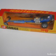 Coches a escala: 1283 CORGI TOYS COCHE JOHM WOOLFE DRAGSTER WHIZZWHEELS REF 170 CAR MODEL UK. Lote 83730164