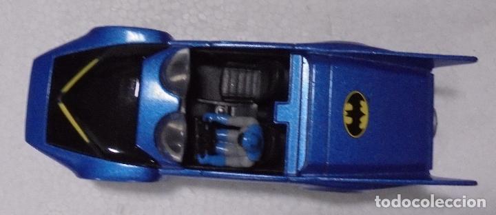Coches a escala: CORGI 1980 BMBV1 BATMAN TM&DC COMICS (S04) ESCALA 1:43 PERFECTO ESTADO - Foto 2 - 86615220