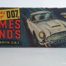 Coches a escala: ASTON MARTIN DB5/JAMES BOND 007 GOLDFINGER/CORGY TOYS.. Lote 87427812
