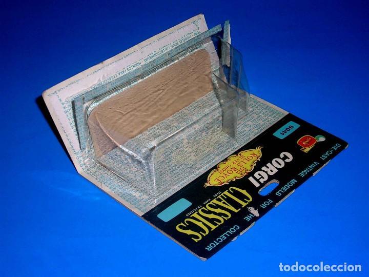 Coches a escala: Caja vacía empty box Rolls Royce 1912 ref. 9041, esc. 1/43, Corgi Toys Classics. Original años 60. - Foto 2 - 87842624