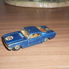 Coches a escala: COCHE CORGI MAJOR FORD MUSTANG AÑOS 60 ESCALA 1/43. Lote 91615410