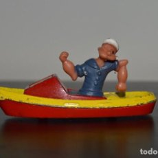 Coches a escala: ¨POPEYE CORGI¨, ORIGINAL, MUY BUEN ESTADO. 75 MM LARGO.. Lote 95425719