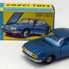 Coches a escala - Lancia Fulvia Sport Zagato Corgi Toys 1/43 con caja 332 - 96525167