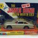Coches a escala: ASTON MARTIN DB 5 GOLDFINGER JAMES BOND CORGI TOYS 1/43 1968 . Lote 96603231