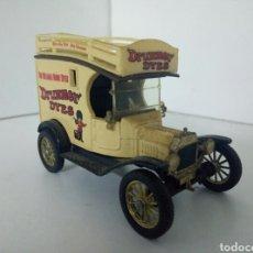 Voitures à l'échelle: CORGI CLASSICS FORD MODEL T 1915 METALICO DRUMMER DYES. Lote 96683060