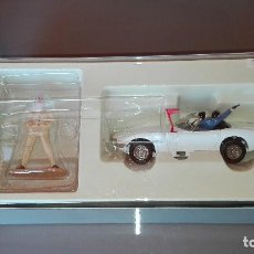 Coches a escala: CORGI CLASSICS. JAMES BOND COLLECTION 007. TOYOTA 2000 GT CON FIGURA. Lote 101379983