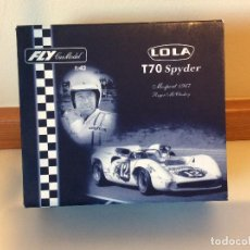 Coches a escala: LOLA T70 SPYDER FLY. Lote 103210343