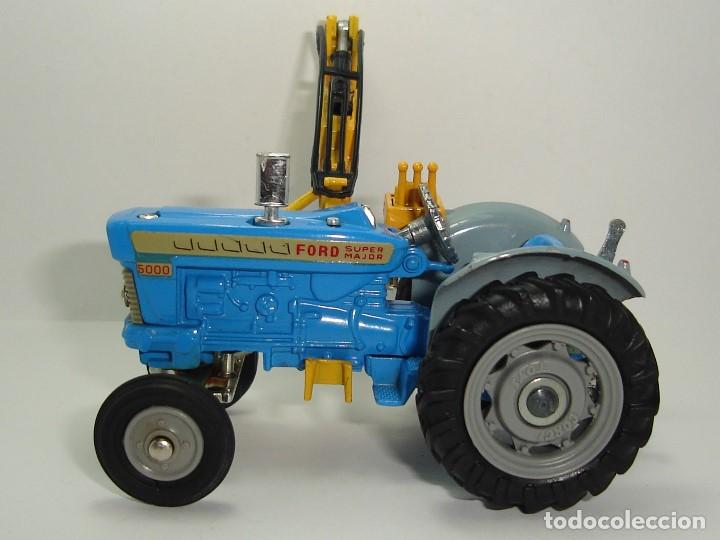 Antiguo tractor pala ford 5000 super major corg - Sold