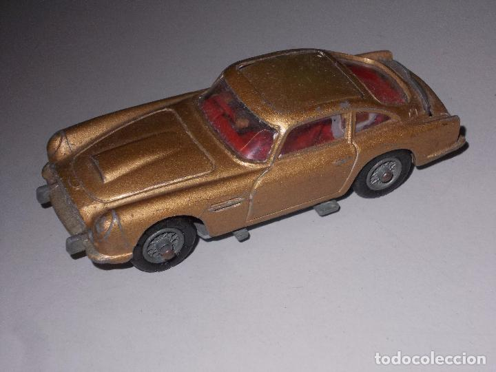 JAMES BOND ASTON MARTIN D B 5, CORGI TOYS, MADE IN GT. BRITAIN (Juguetes - Coches a Escala 1:43 Corgi Toys)