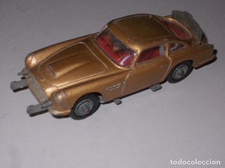 Coches a escala: James Bond Aston Martin D B 5, Corgi Toys, made in Gt. Britain - Foto 2 - 105410667