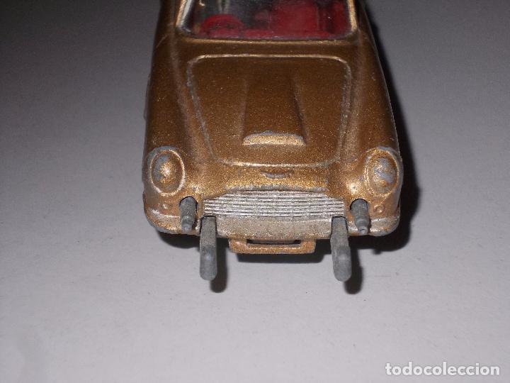 Coches a escala: James Bond Aston Martin D B 5, Corgi Toys, made in Gt. Britain - Foto 3 - 105410667