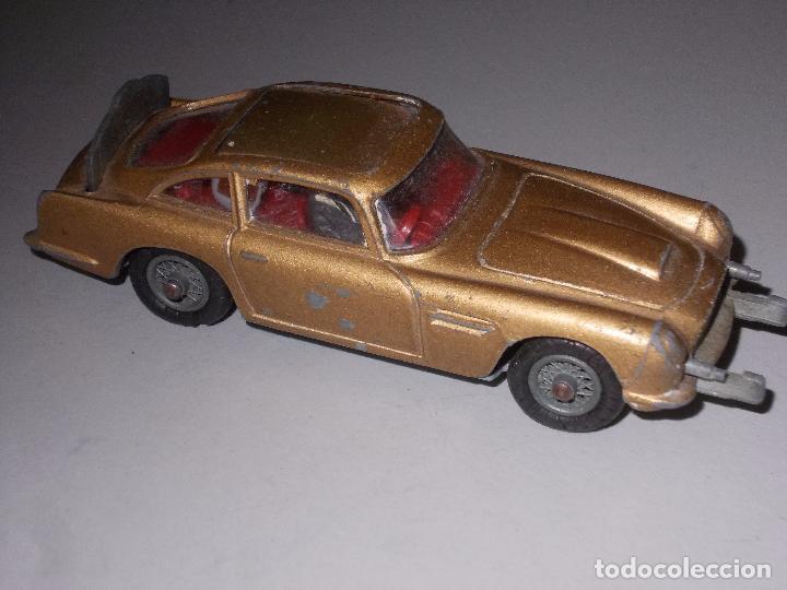 Coches a escala: James Bond Aston Martin D B 5, Corgi Toys, made in Gt. Britain - Foto 4 - 105410667