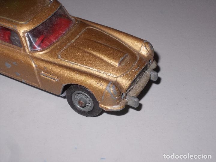 Coches a escala: James Bond Aston Martin D B 5, Corgi Toys, made in Gt. Britain - Foto 5 - 105410667