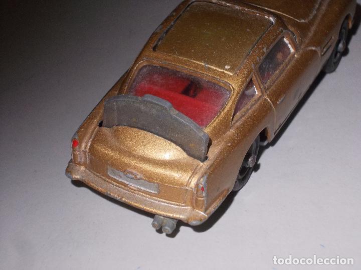 Coches a escala: James Bond Aston Martin D B 5, Corgi Toys, made in Gt. Britain - Foto 6 - 105410667