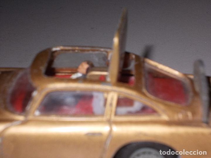 Coches a escala: James Bond Aston Martin D B 5, Corgi Toys, made in Gt. Britain - Foto 11 - 105410667