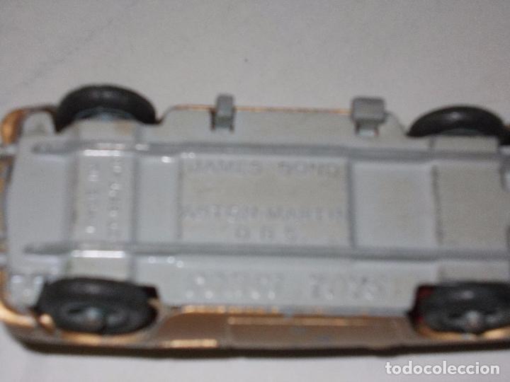 Coches a escala: James Bond Aston Martin D B 5, Corgi Toys, made in Gt. Britain - Foto 13 - 105410667