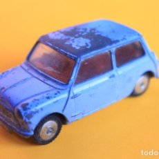 Coches a escala: MORRIS MINI MINOR CORGI TOYS MADI IN GT. BRITAIN.. Lote 107016967