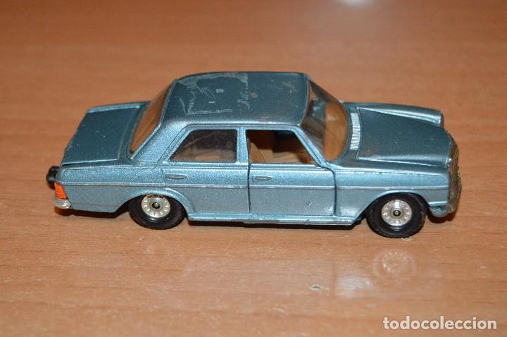 Coches a escala: VINTAGE - LOTE DE 2 COCHES CORGI - ESCALA 1/36 - MERCEDES 240D / BUICK REGAL KOJAK - MADE IN GB - - Foto 12 - 108617523