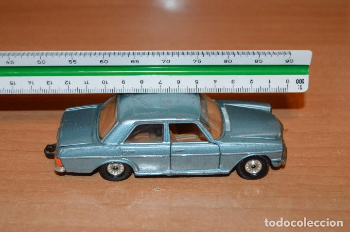 Coches a escala: VINTAGE - LOTE DE 2 COCHES CORGI - ESCALA 1/36 - MERCEDES 240D / BUICK REGAL KOJAK - MADE IN GB - - Foto 21 - 108617523