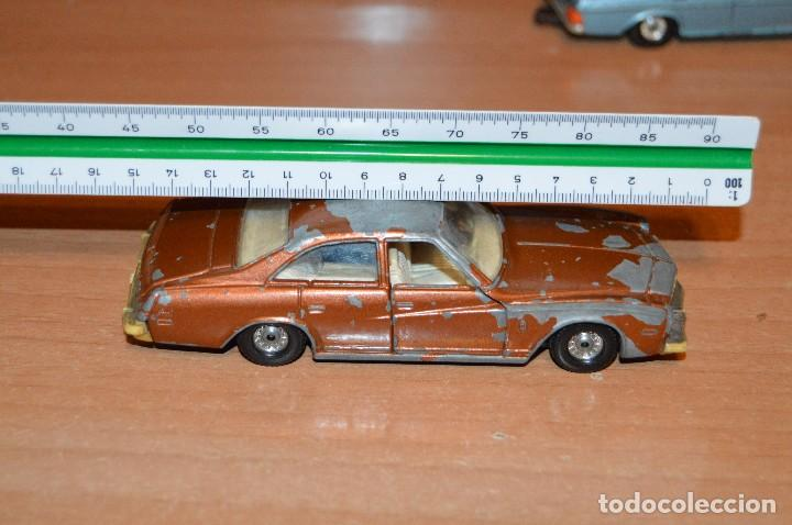 Coches a escala: VINTAGE - LOTE DE 2 COCHES CORGI - ESCALA 1/36 - MERCEDES 240D / BUICK REGAL KOJAK - MADE IN GB - - Foto 22 - 108617523
