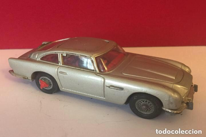 CORGI TOYS ASTON MARTIN DB5 JAMES BONDS 007. MADE IN GT BRITAIN. (Juguetes - Coches a Escala 1:43 Corgi Toys)