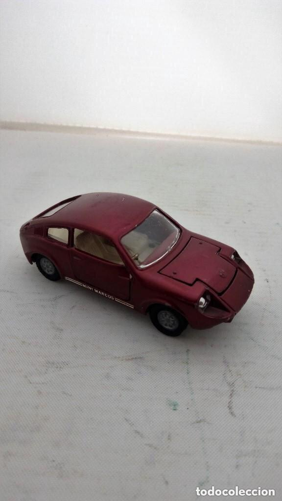 coche mini marcos gt 850 - corgi toys, made in - Comprar Coches a ...