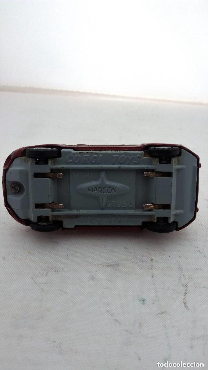 Coches a escala: COCHE MINI MARCOS GT 850 - CORGI TOYS, MADE IN GT BRITAIN - Foto 4 - 112081039