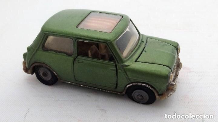 COCHE MINI COOPER S - CORGI TOYS, MADE IN GT BRITAIN (Juguetes - Coches a Escala 1:43 Corgi Toys)